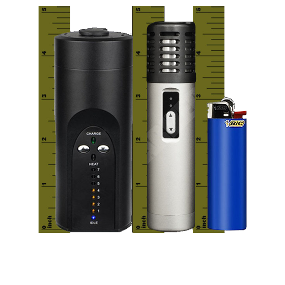 Arizer Air vs Solo