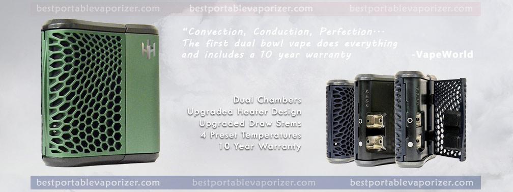 Haze Vaporizer Dual v3