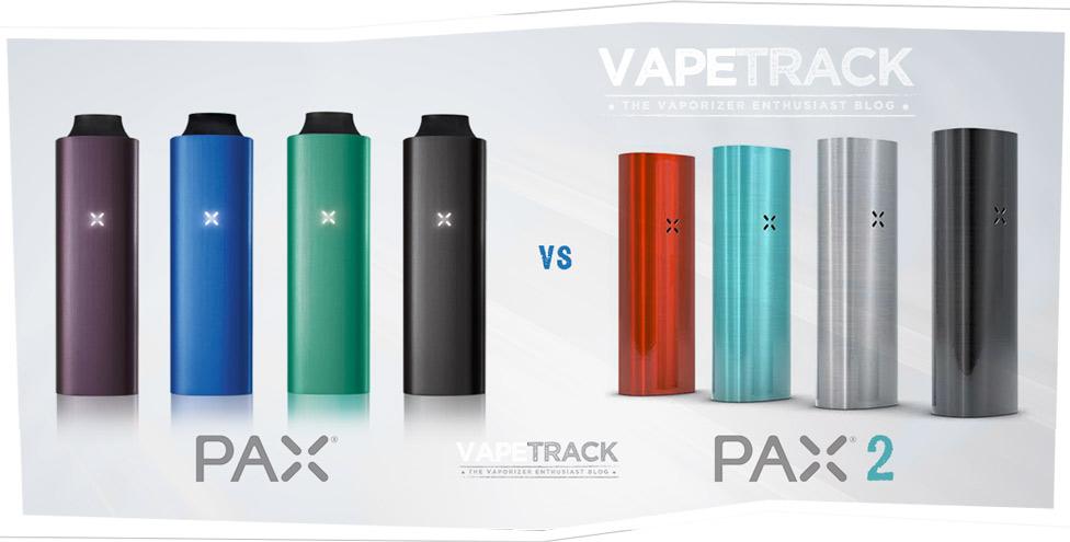 Pax 1 vs Pax 2