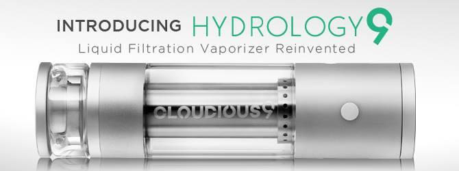 Hydrology 9 Vaporizer
