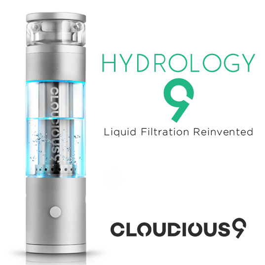 water filtration vaporizer